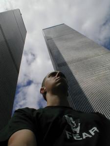 Eiterherd - Photo Taken in New York City, 07 September 2001